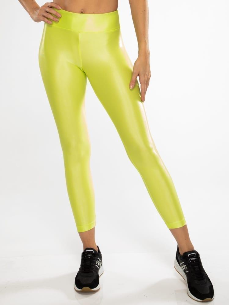 Koral Lustrous High Rise Legging – Neon
