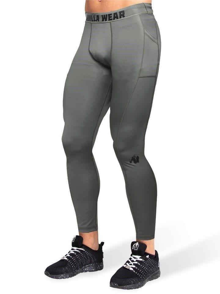 Gorilla Wear Smart Tights – Gray