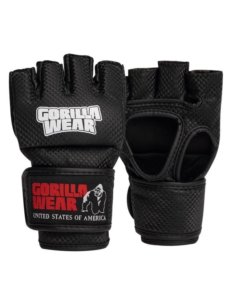 Gorilla Wear Berea MMA Gloves (w/o thumb) - Black
