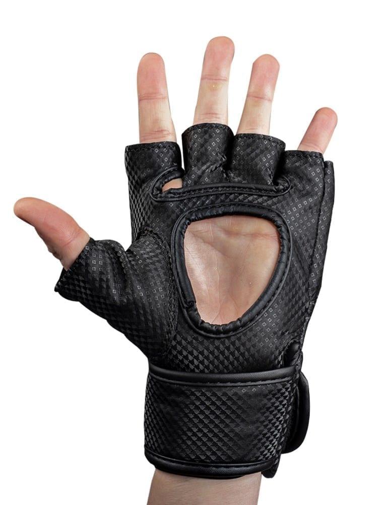 Gorilla Wear Manton MMA Gloves (w/thumb) - Black