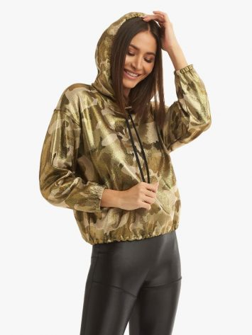Koral Titrate Lux Hoodie Jacket – Camo