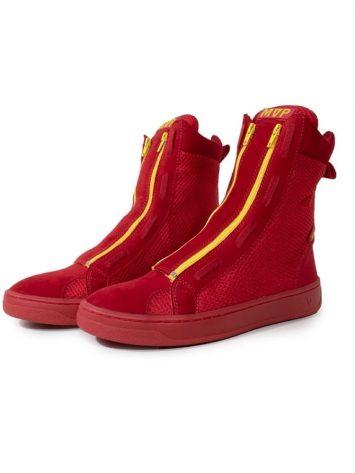 MVP Fitness Boot Flex Sneakers – Red