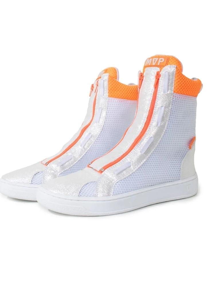MVP Boot Flex Sneakers - Orange White