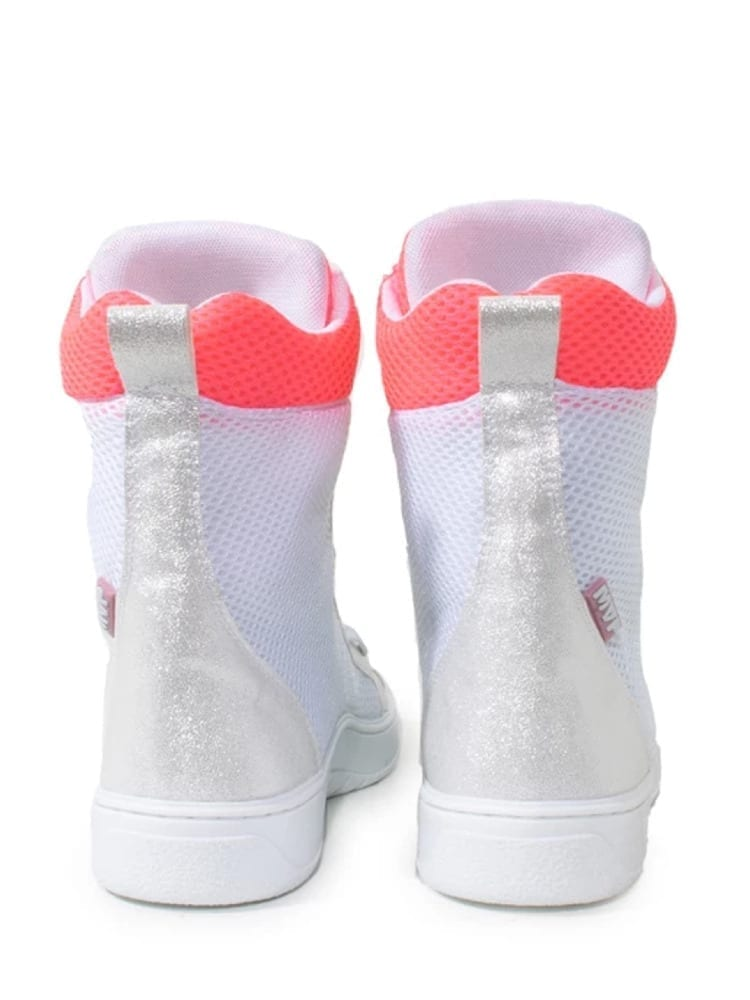MVP Fitness Boot Flex Sneakers - Pink White