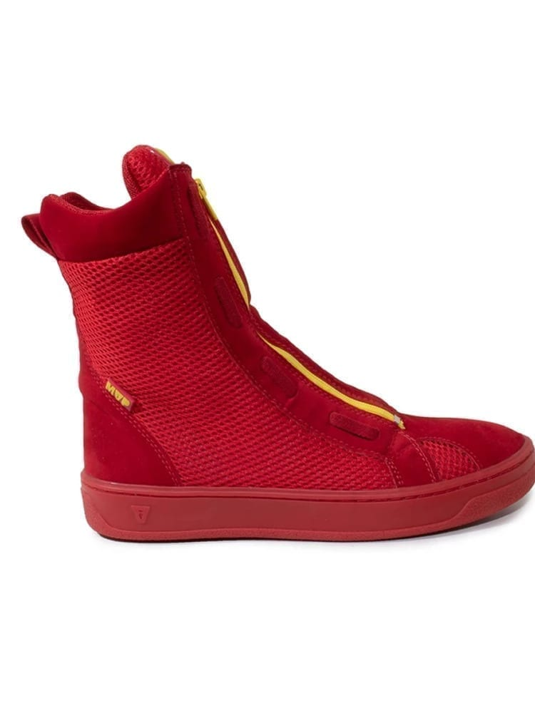 MVP Fitness Boot Flex Sneakers - Red