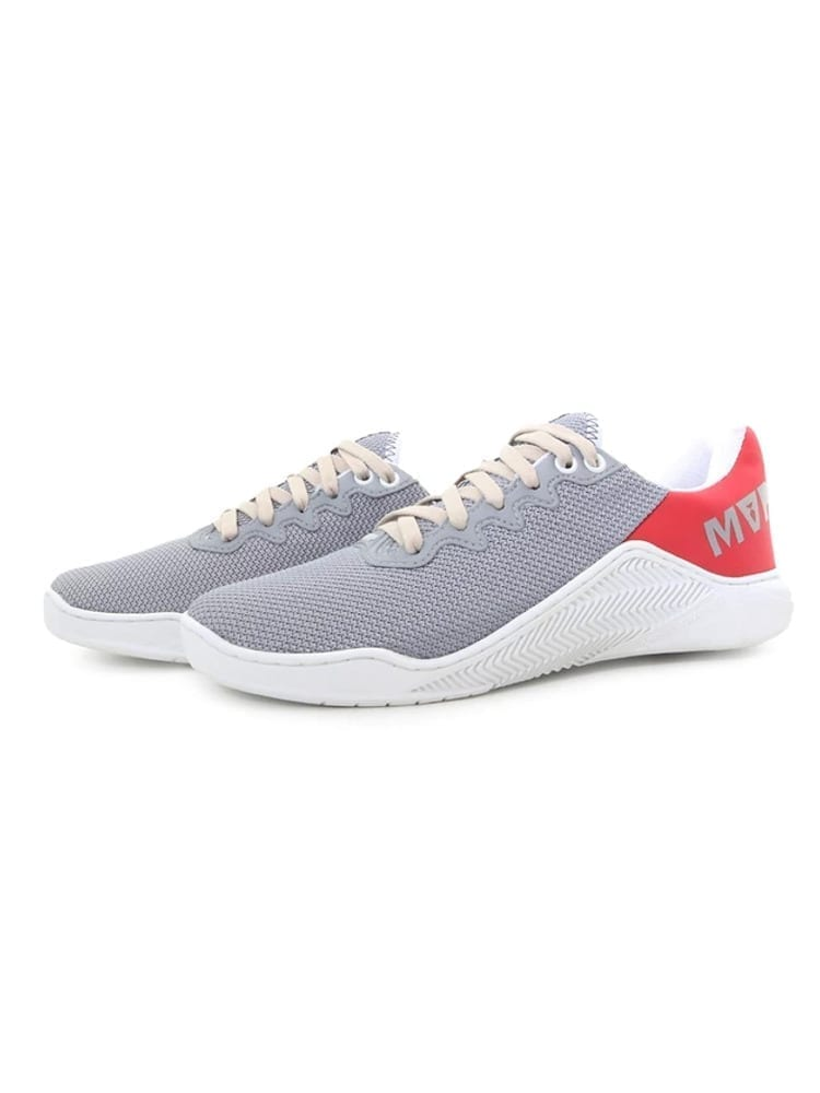 MVP Fitness Cross Training Shoes- Gray Red