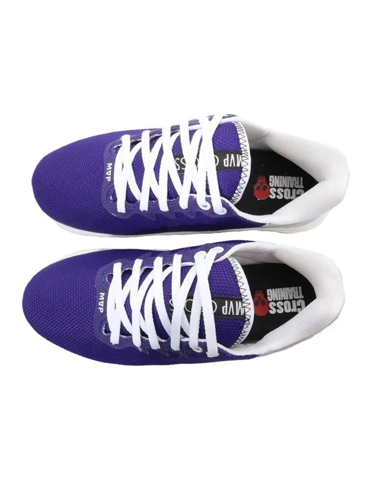 MVP Fitness Cross Training Shoes- Purple