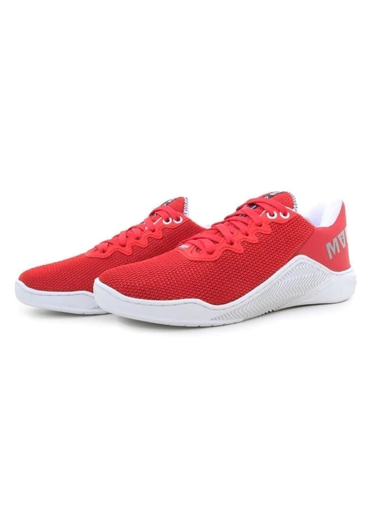 MVP Fitness Cross Training Shoes- Red