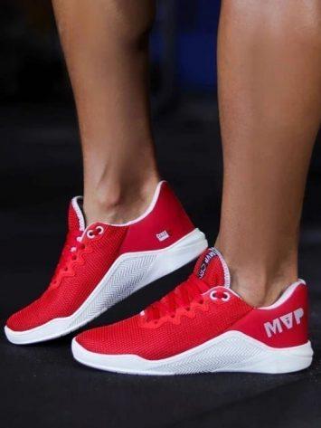 MVP Fitness Cross Training Shoes- Redd-w6