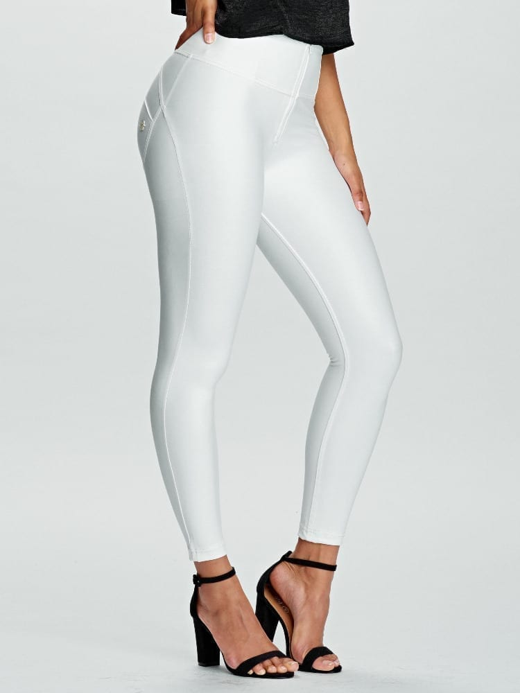 Freddy WR.UP Faux high-rise (7/8) length- White