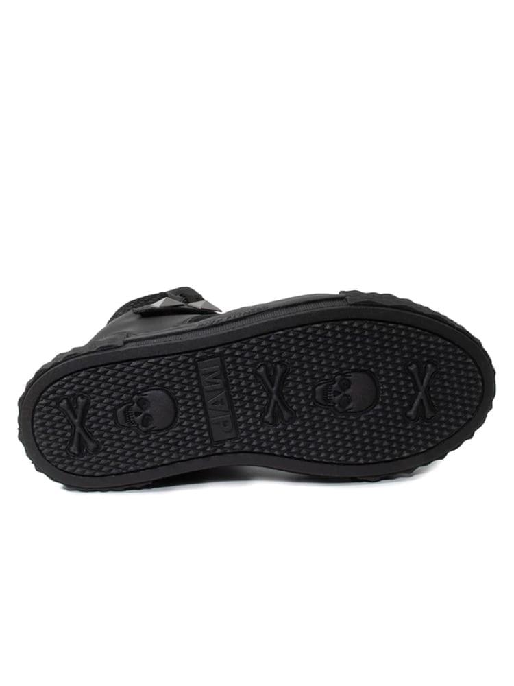 MVP Fitness Hard Fit New Sneakers - Black Onix