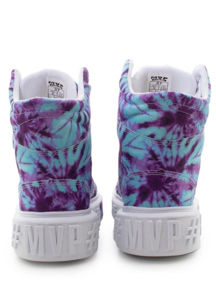 MVP Fitness 70152 Tie Dye - Purple