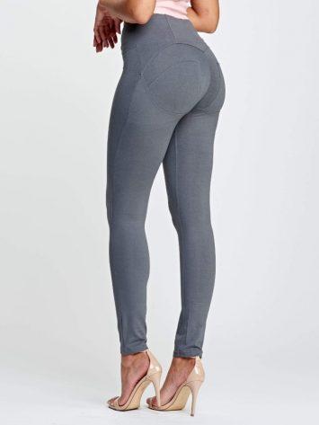 Freddy WR.UP® Fashion-High Rise – Full Length – Grey