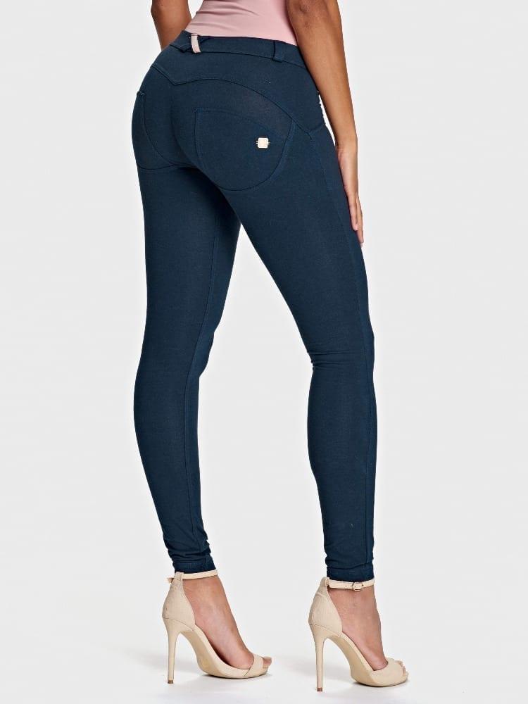 Freddy WR.UP® Fashion-Mid Rise - Full Length - Navy Blue