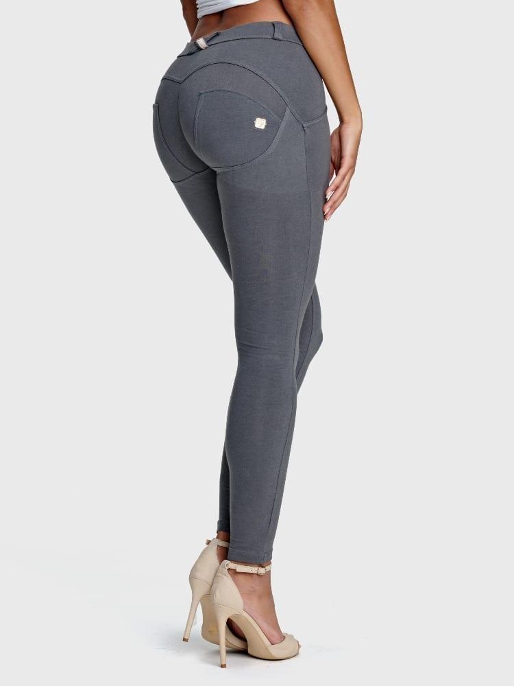 Freddy WR.UP® Fashion-Mid Rise - Full Length - Grey
