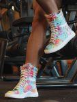 MVP Fitness Boot Training 70122 Tie Dye - Watercolor