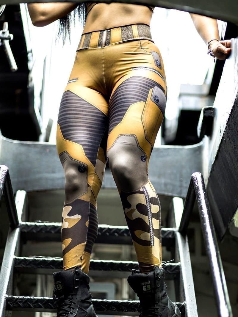 DYNAMITE Brazil Leggings L400 Guardian Savana