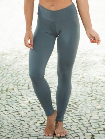 Dynamite Brazil High Waist Fitness Massey Legging – Graphite