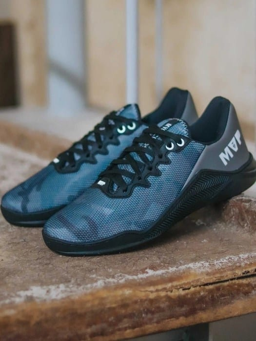 MVP Fitness Cross Training Shoes- Black Camo