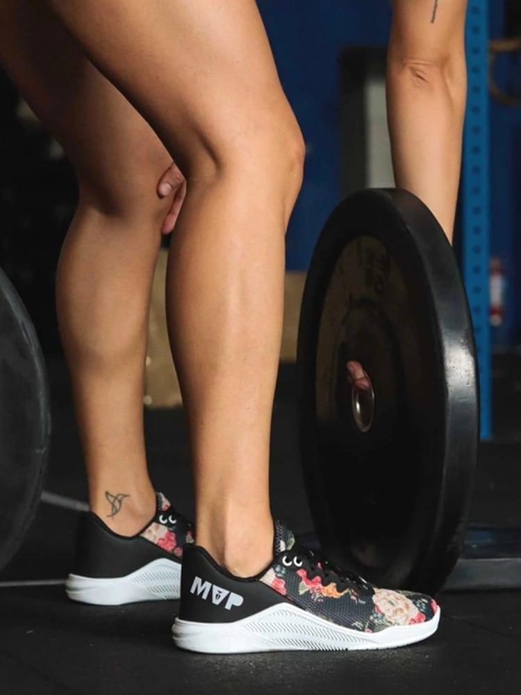 MVP Fitness Cross Training Shoes- Floral Bouquet