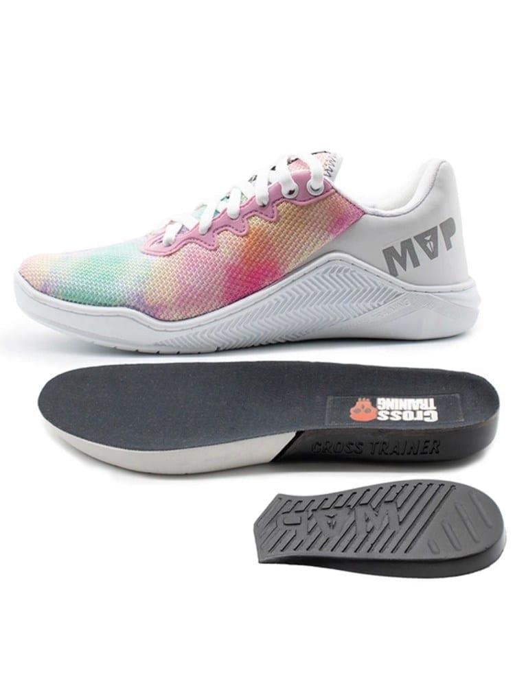MVP Fitness Cross Training Shoes - Pink Smoke