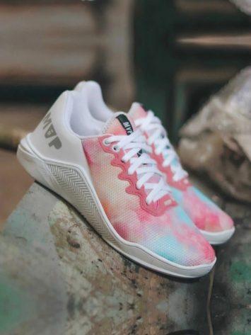 MVP Fitness Cross Training Shoes – Pink Smoke