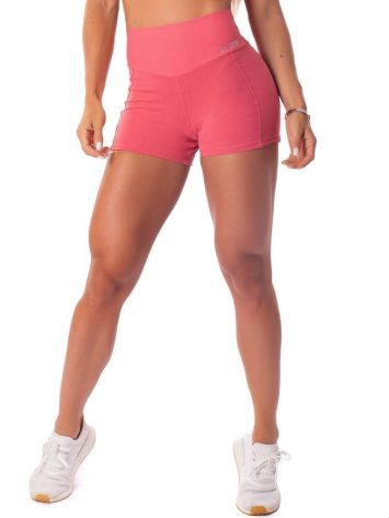 Let's Gym Fitness Energetic Shorts – Guava Pink