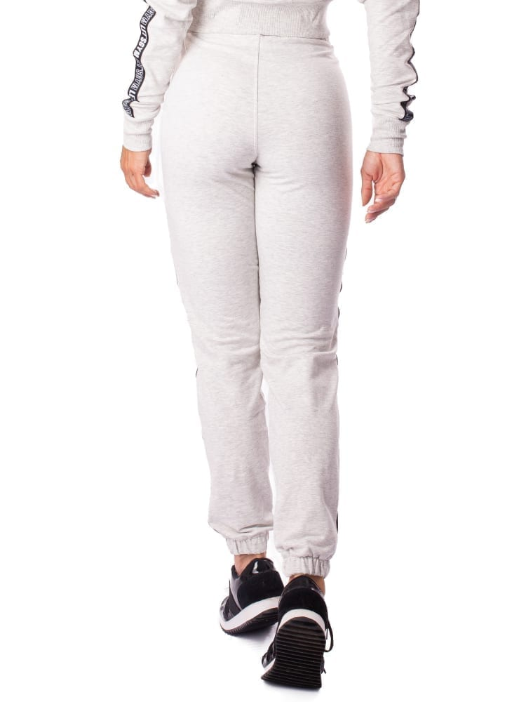 Let's Gym Fitness Calca Jogger Fashion Sport Sweat Pants - Light Melange