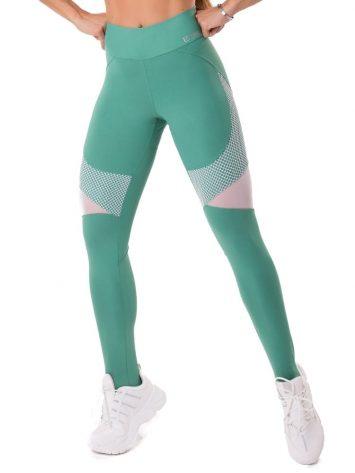 Let's Gym Fitness Charism Leggings – Mint