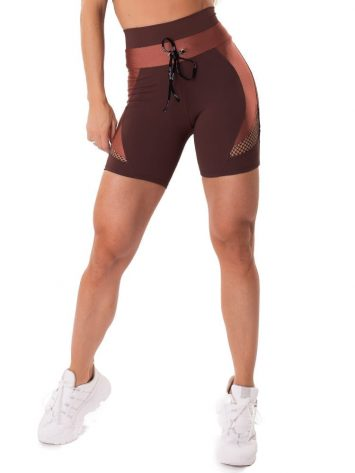 Let's Gym Fitness Intense Woman Shorts – Coffeeottom-front