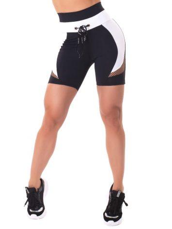 Let's Gym Fitness Intense Woman Shorts – Black