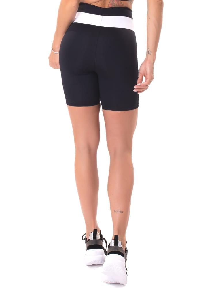 Let's Gym Fitness Intense Woman Shorts - Black