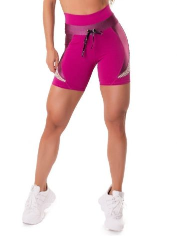 Let's Gym Fitness Intense Woman Shorts – Pink