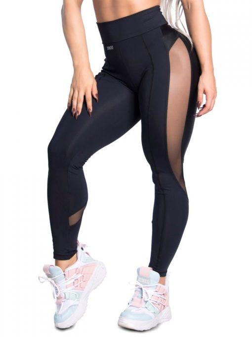 Trincks Fitness Activewear Leggings Woman - Black