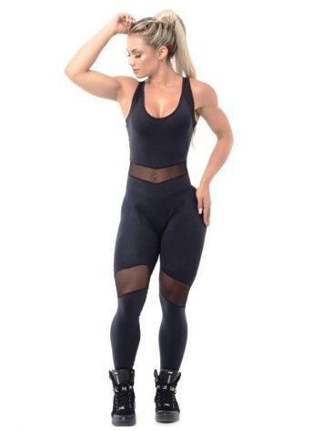 Trincks Fitness Activewear Strong Jumpsuit – Black