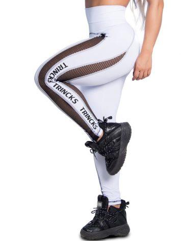 Trincks Fitness Activewear Leggings Street – White