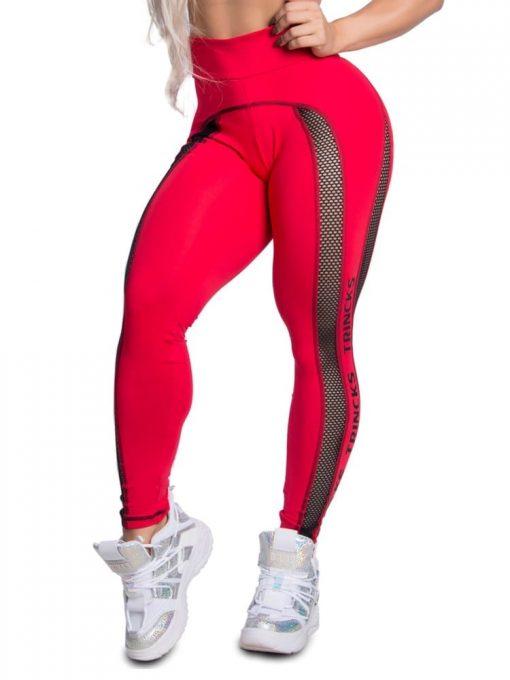 Trincks Fitness Activewear Leggings Street - Red