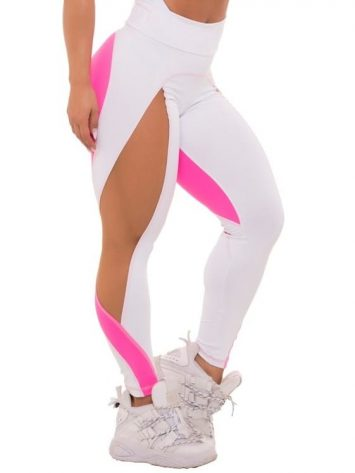 Trincks Fitness Activewear Fabulous Legging – Pink/White