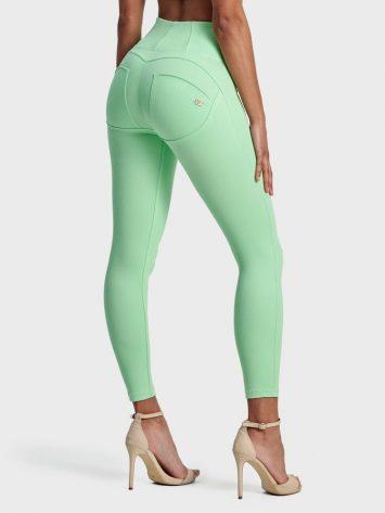 Freddy WR.UP® Fashion-High Rise – 7/8 Length – Pastel Green