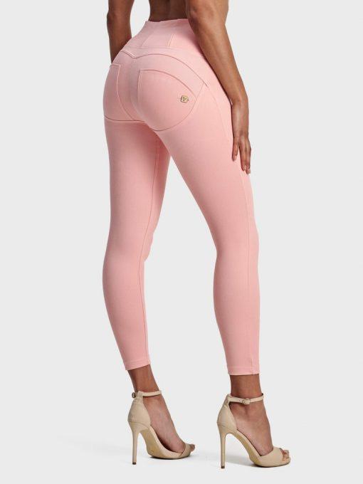 Freddy WR.UP® Fashion-High Rise - 7/8 Length - Pastel Pink