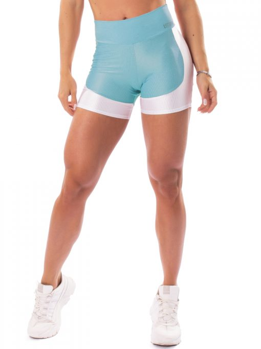 Let's Gym Fitness Lover Shorts - Blue