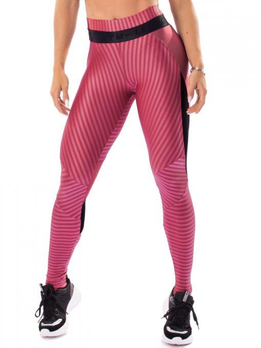 Let's Gym Fitness Winner Leggings - Purple