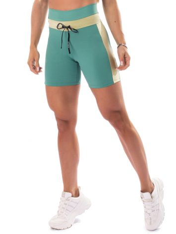 Let's Gym Fitness Fusion Shorts – Mint