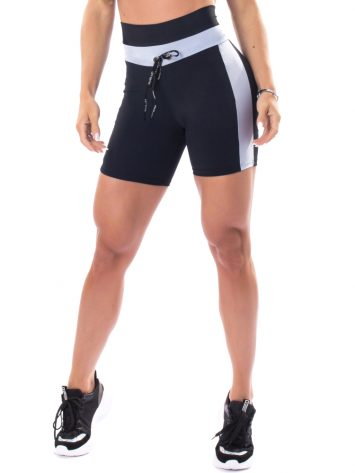 Let's Gym Fitness Fusion Shorts – Black