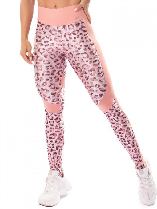 Let's Gym Fitness Instincts Leggings - Rosa