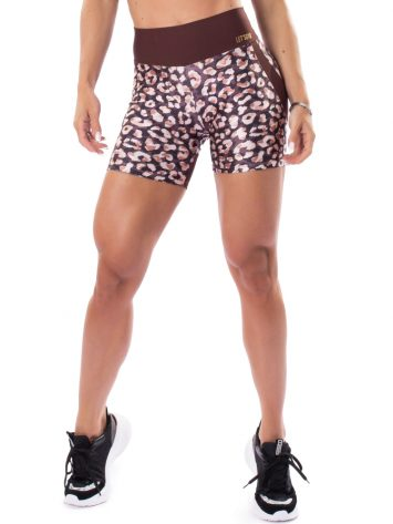 Let's Gym Fitness Instincts Shorts – Coffee