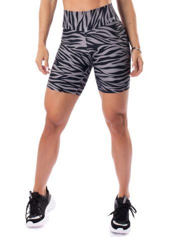Let's Gym Fitness Jungle Shorts – black