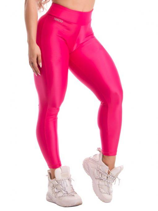 Trincks Fitness Activewear Prada Candy Legging - Fuchsia