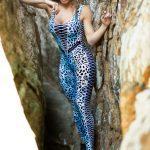 Dynamite Brazil Jumpsuit Jaguar - Blue