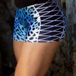 DYNAMITE BRAZIL Jaguar Shorts - Blue
